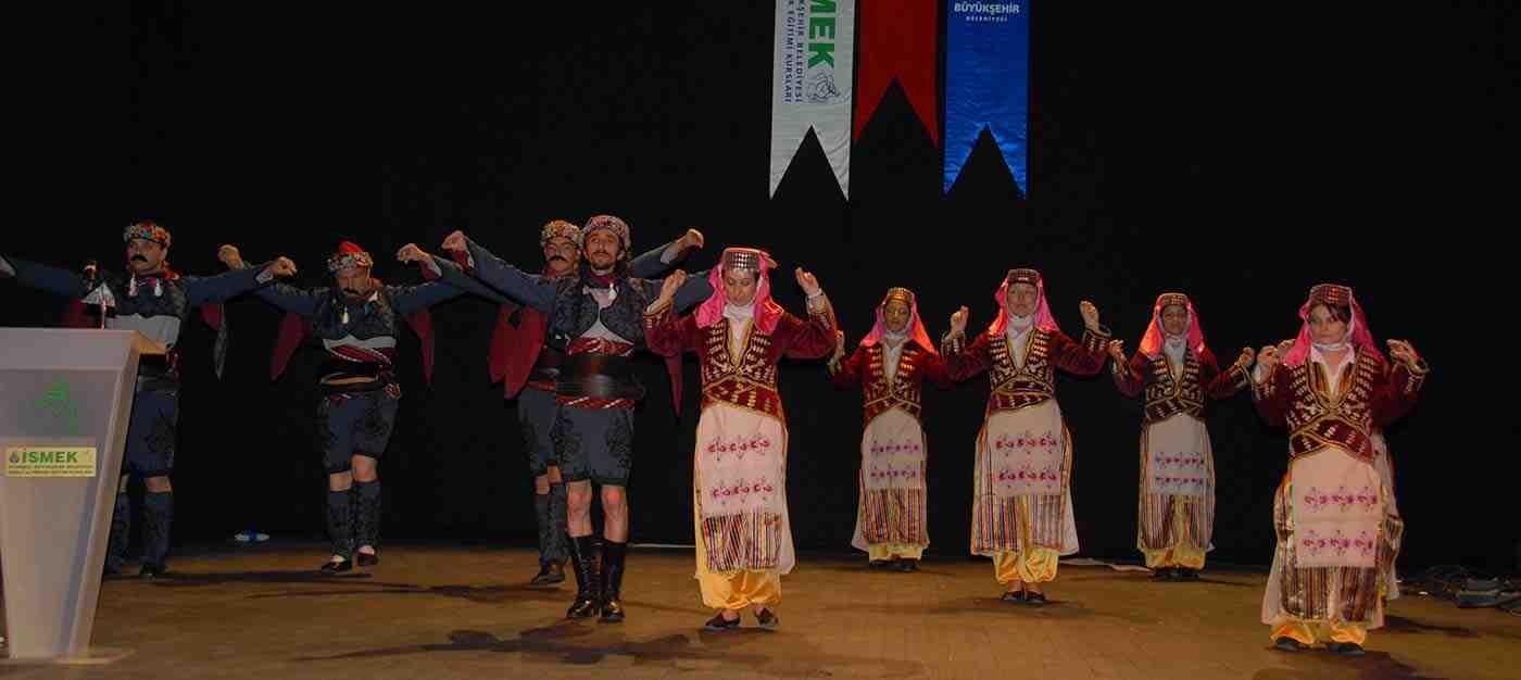 Türk Halk Oyunları 1. Seviye