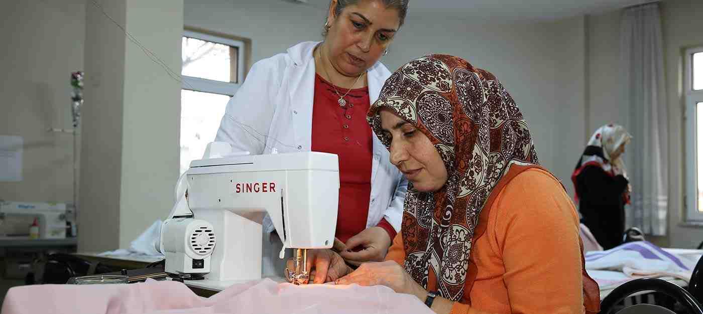 Yatak Odası Tekstili Hazırlama