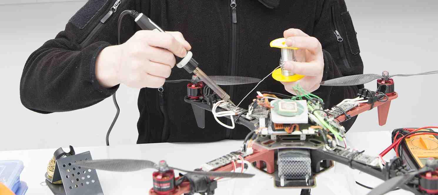 ARM İşlemci İle Drone Üretimi