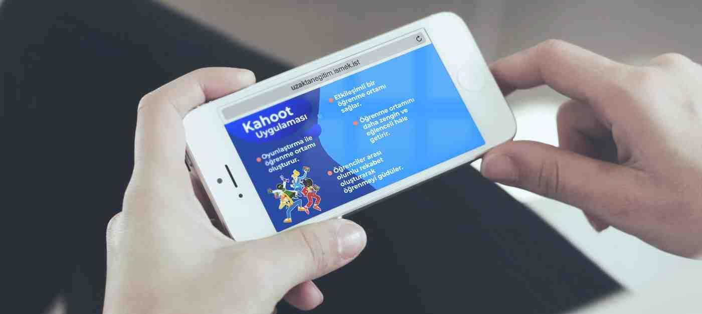 Eğitimde Kahoot Kullanımı (Uzaktan Eğitim)