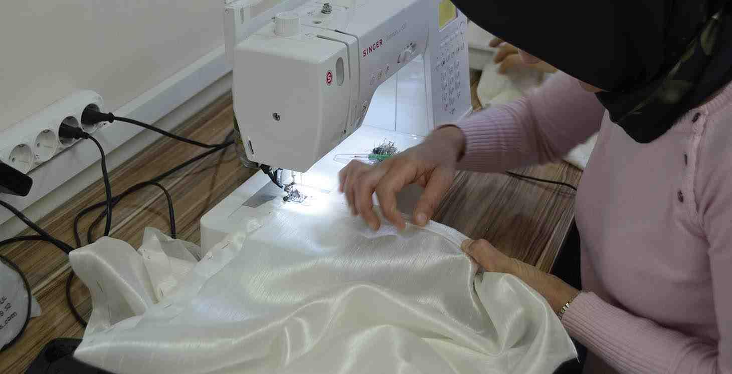 Ev Tekstil Ürünleri Hazırlama