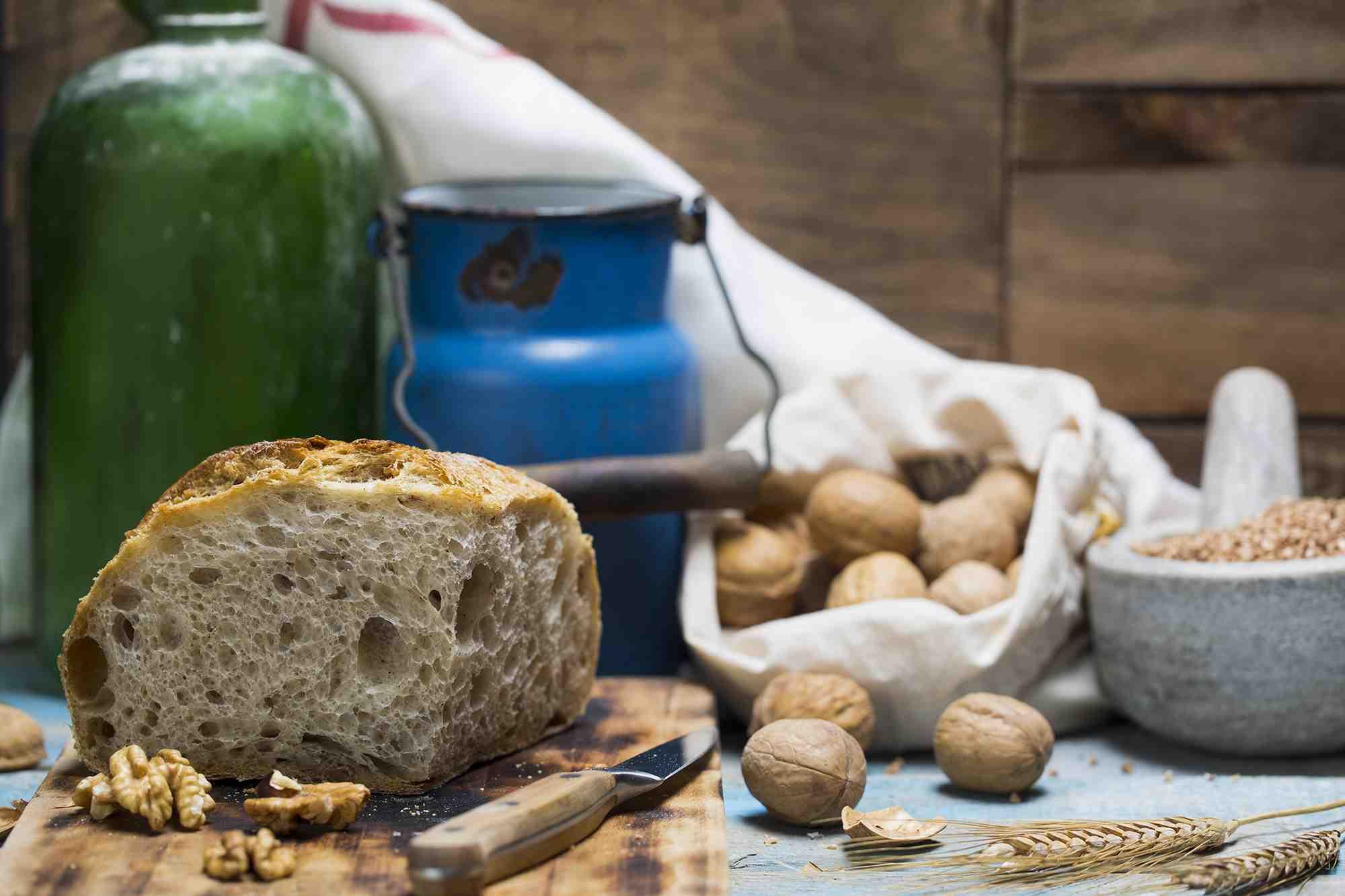 Evde Ekmek Yapımı Teknikleri Atölyesi