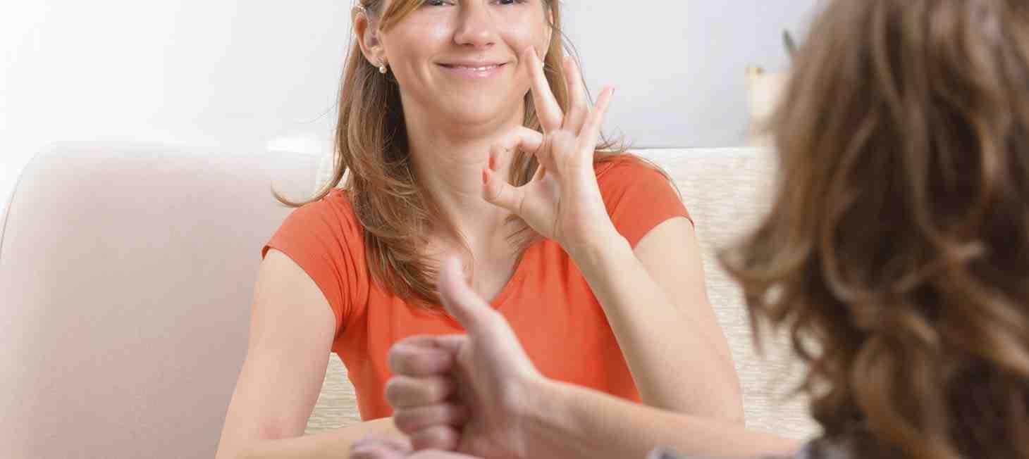 İşaret Dili Öğretici ve Tercüman Eğitimi