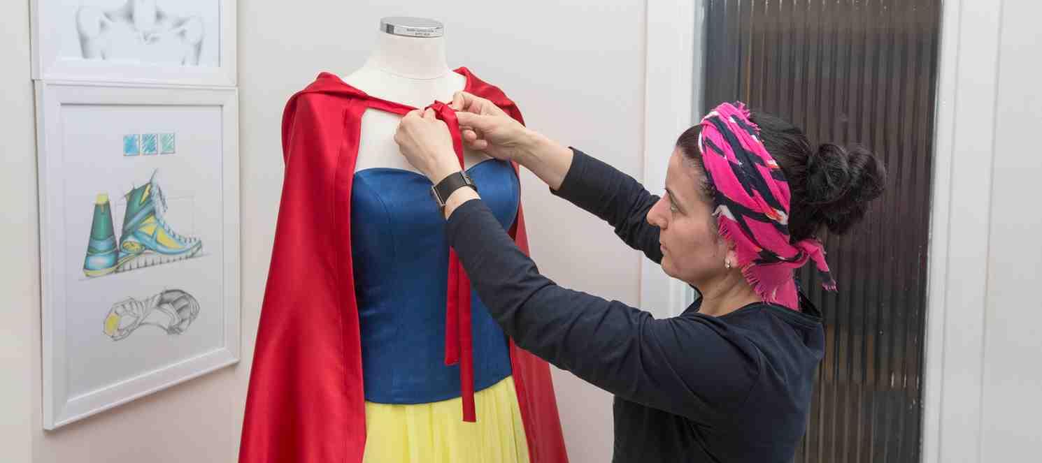 Kostüm Kalıpları Hazırlama ve Model Geliştirme