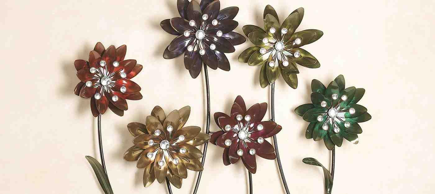 Metal Çiçek Yapımı