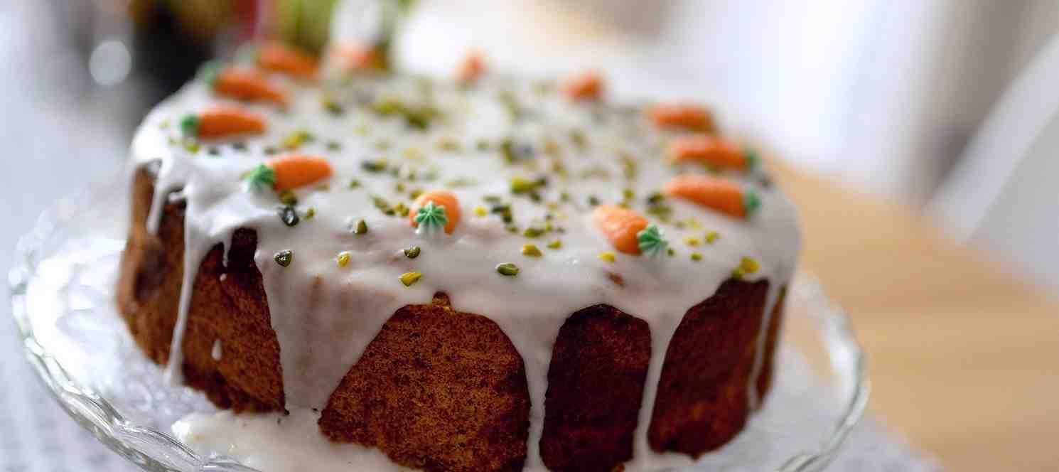 Naked Cake Hazırlama