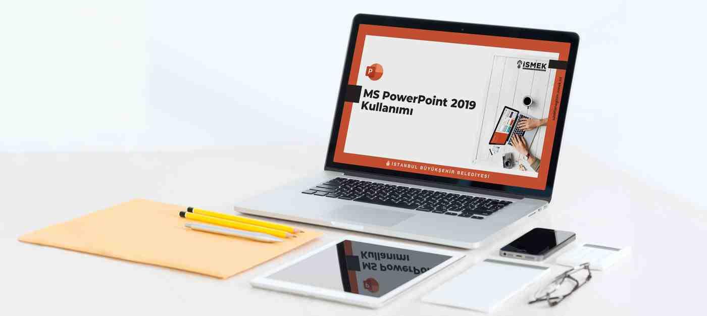 Powerpoint 2019 Kullanımı (Uzaktan Eğitim)