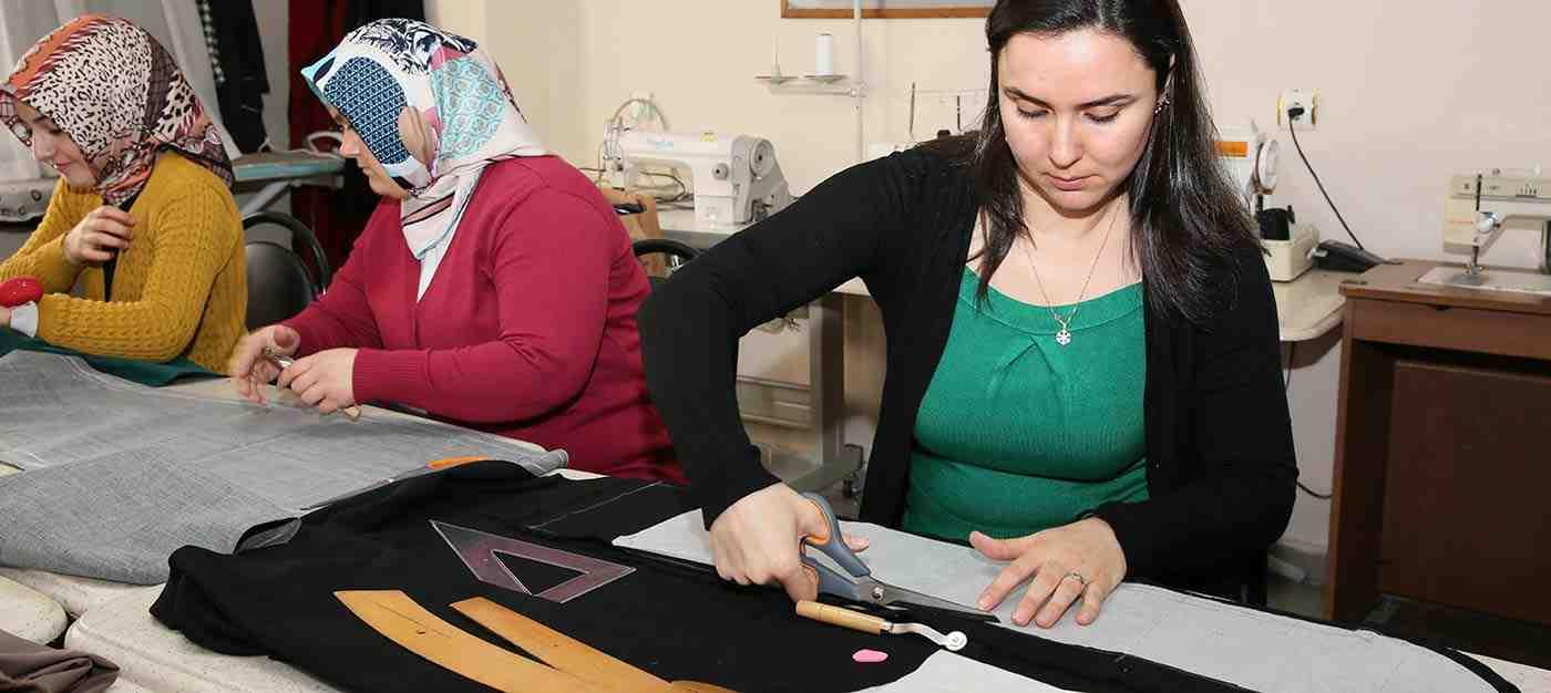 Pratik Giysi Kalıpları Hazırlama
