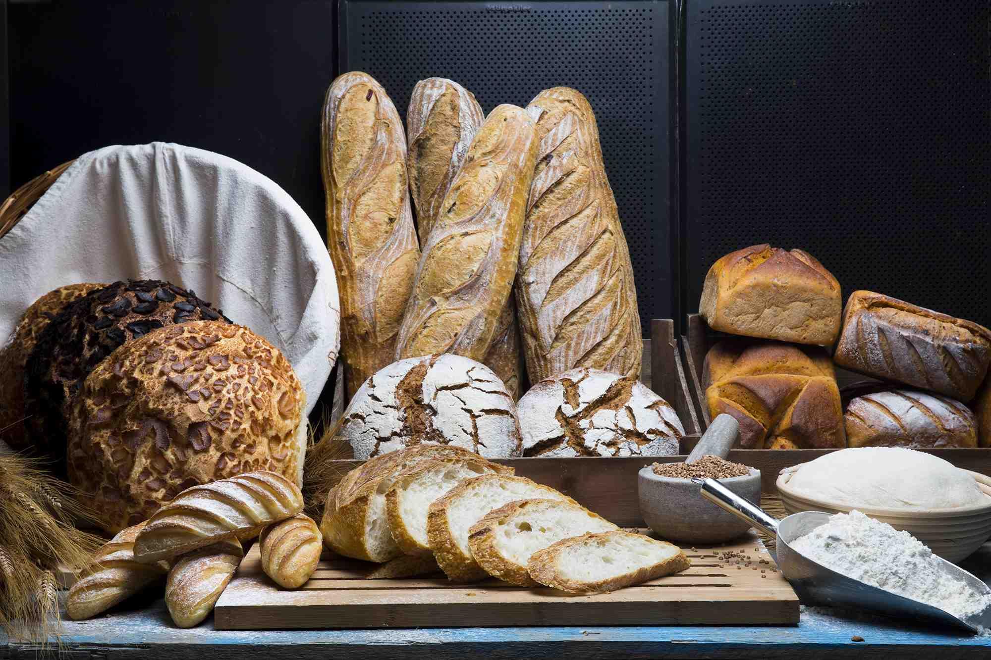 Profesyonel Ekmekçilik Eğitimleri/Probiyotik Doğal Maya Kültüründen;Ekşi Mayalı Ekmek Yapımı