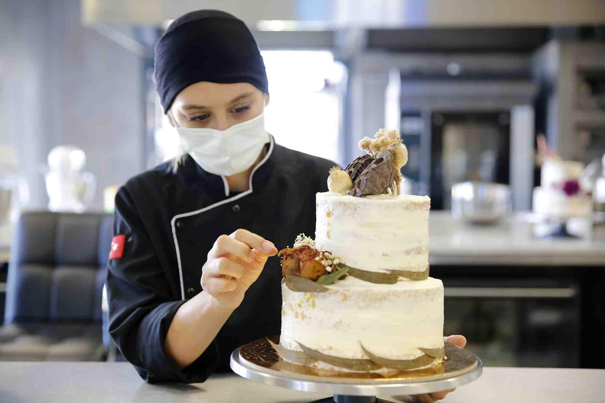 Profesyonel Pastacılık Eğitimleri/Özel Gün Pastaları