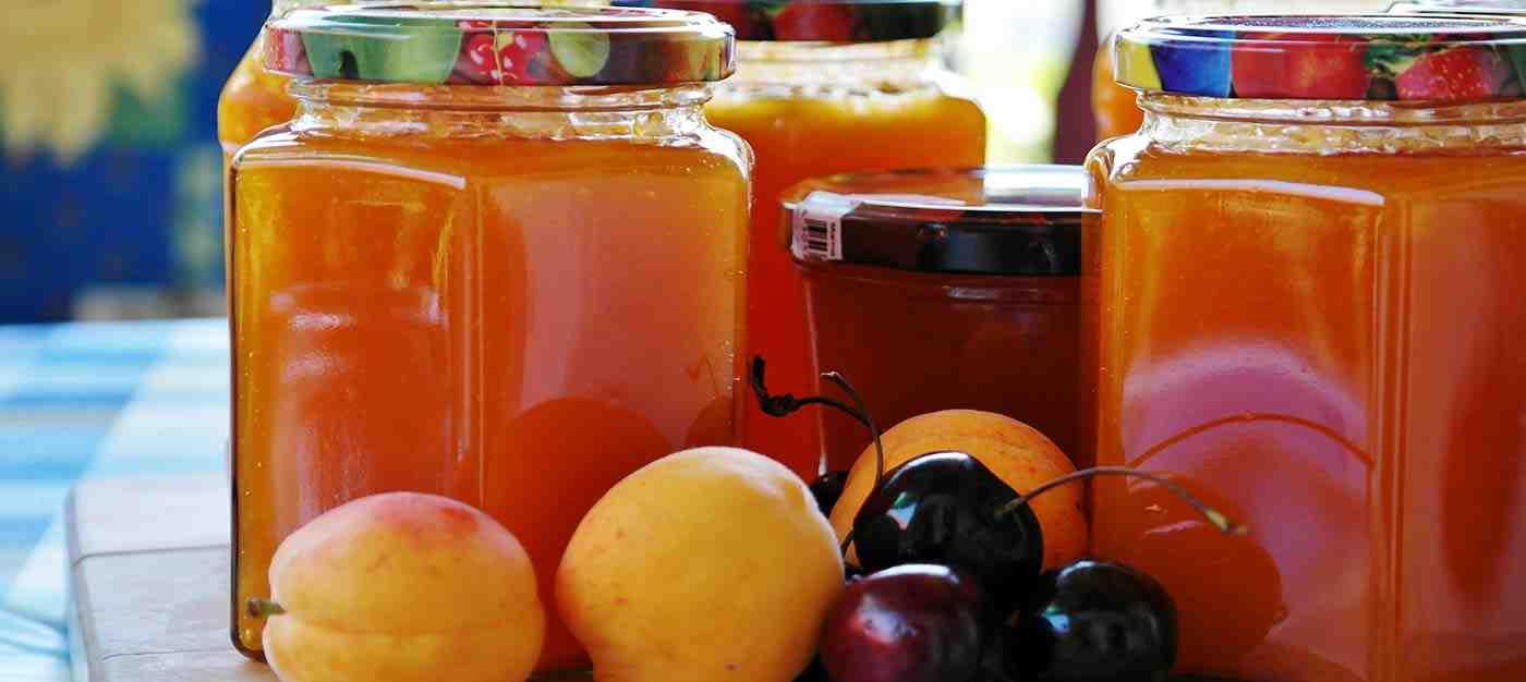 Reçel ve Marmelat Yapımı