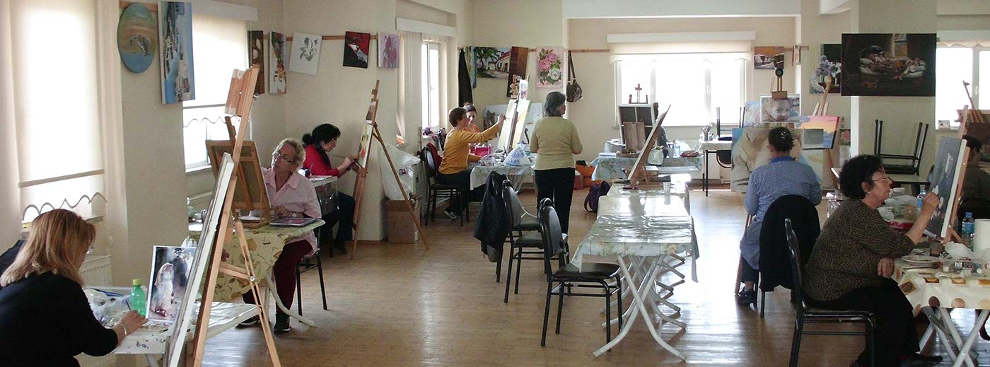 Resim Sanat Eğitimi