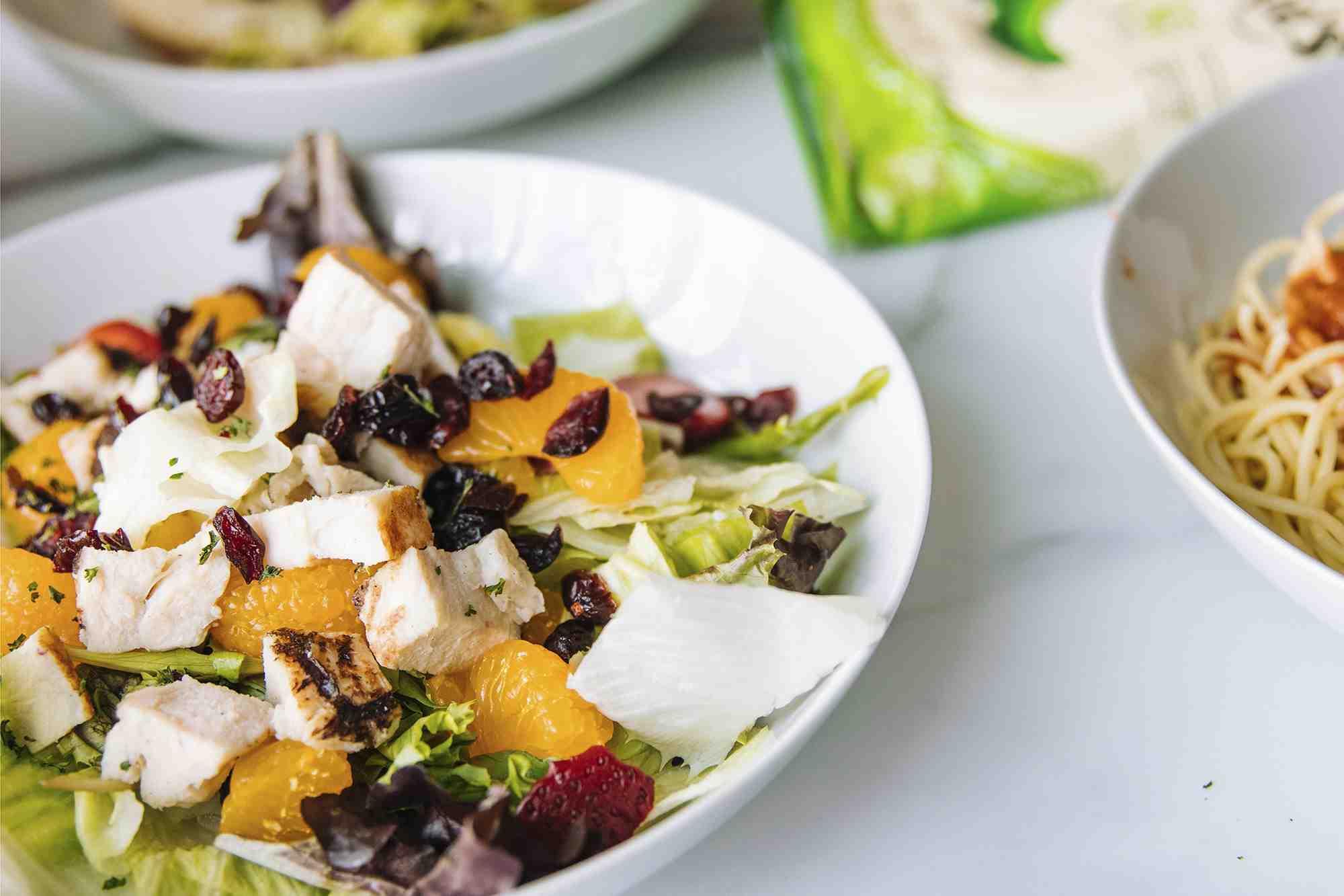 Sağlıklı ve Diyet Yiyecek Hazırlama