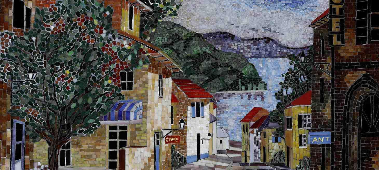 Sanatsal Mozaik (2. Seviye)