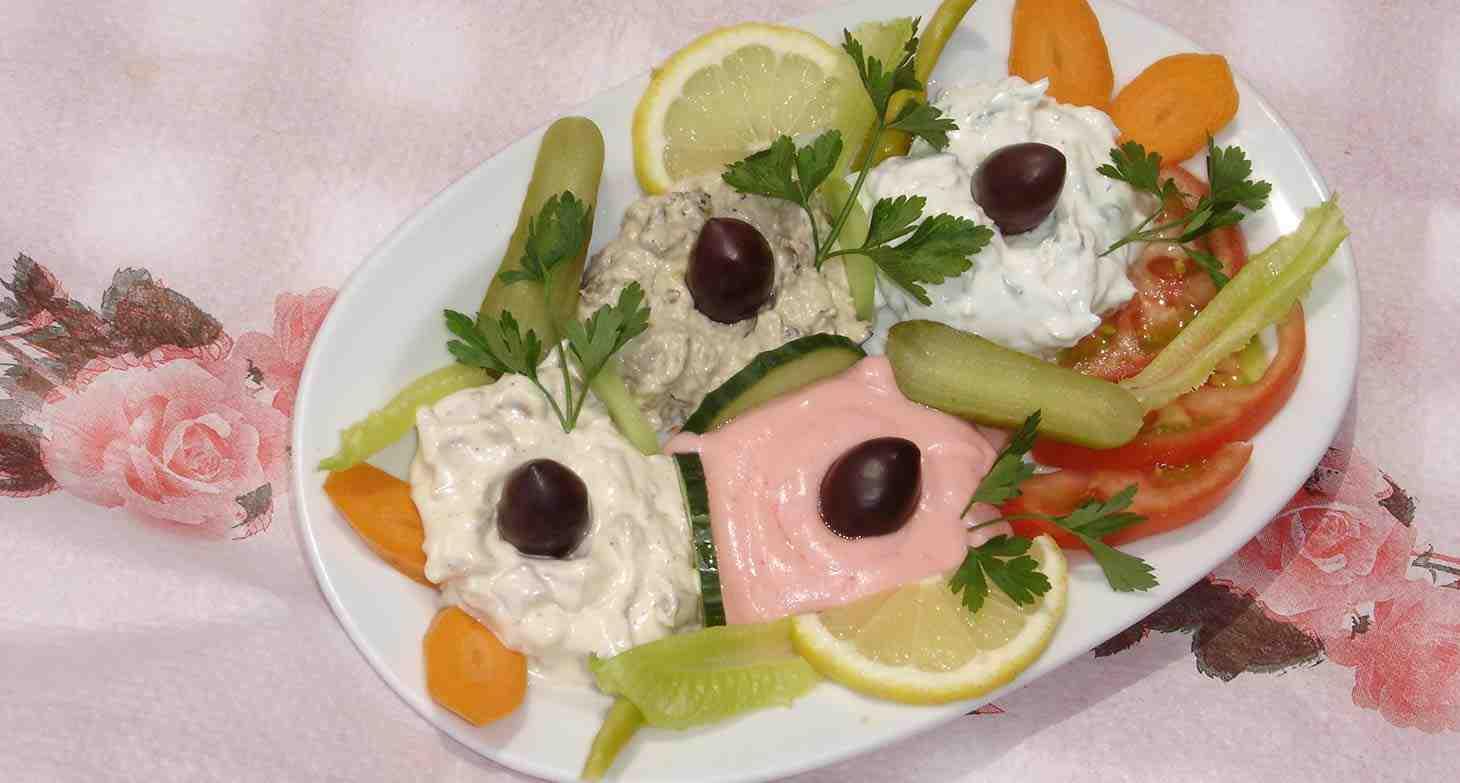 Soğuk Yemek ve Salata Yapım Teknikleri