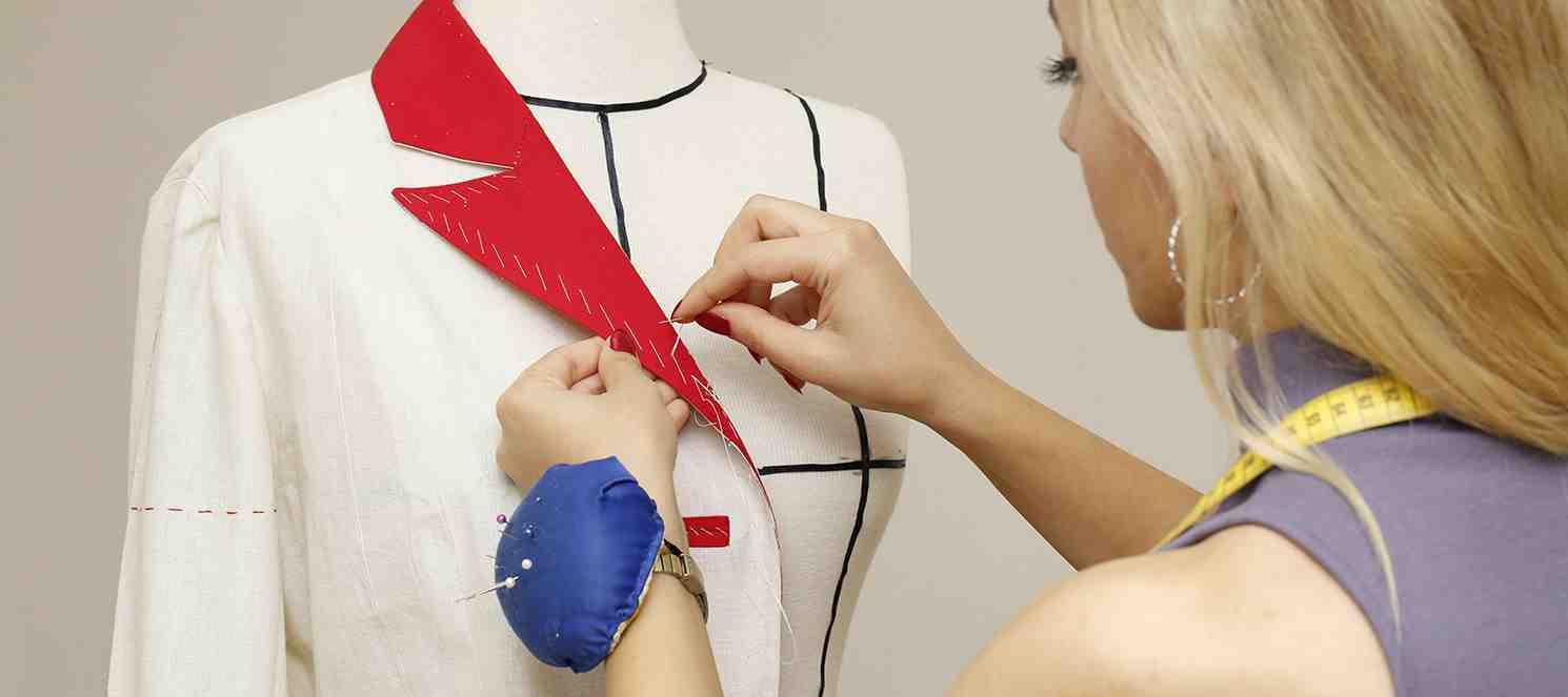 Teknik Astarlı Kadın Ceket Dikimi