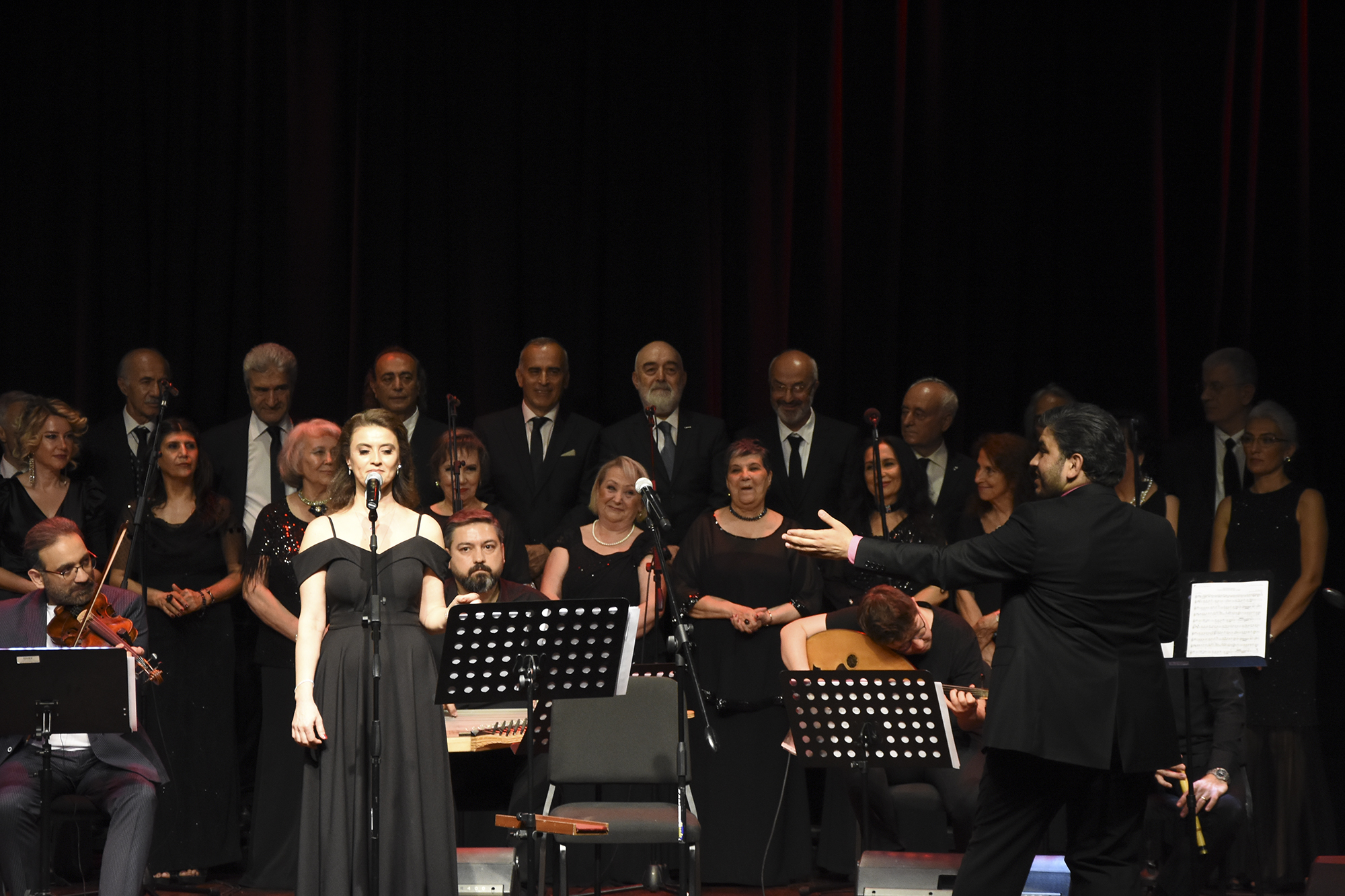 Türk Sanat Müziği Korosu 1. Seviye