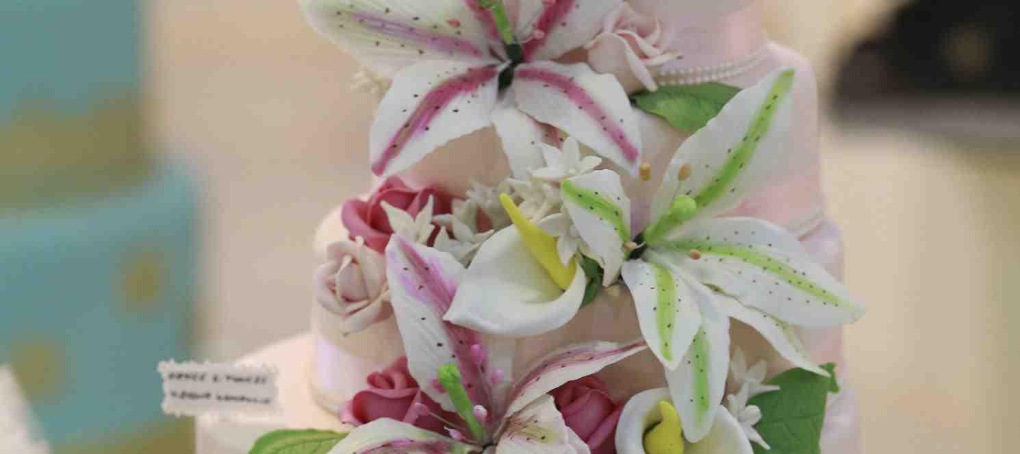 Workshop Eğitimleri/Şeker Hamurundan Çiçek Modelleme