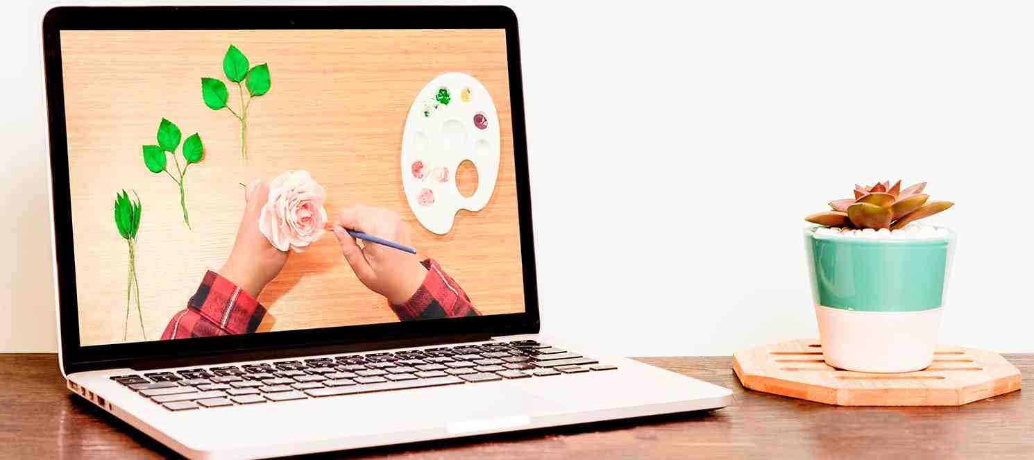 Çiçek Hamuru ile Modelleme Teknikleri