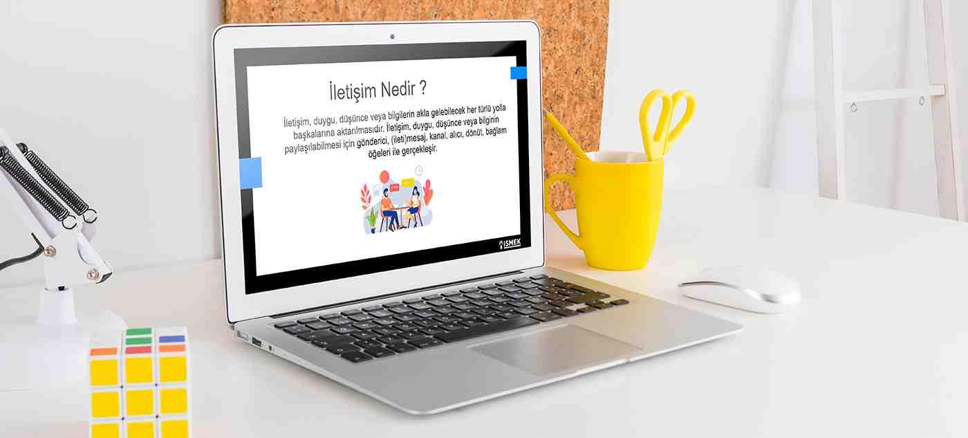 Dijital İletişim ve Etkileşim Uygulamaları (Uzaktan Eğitim)