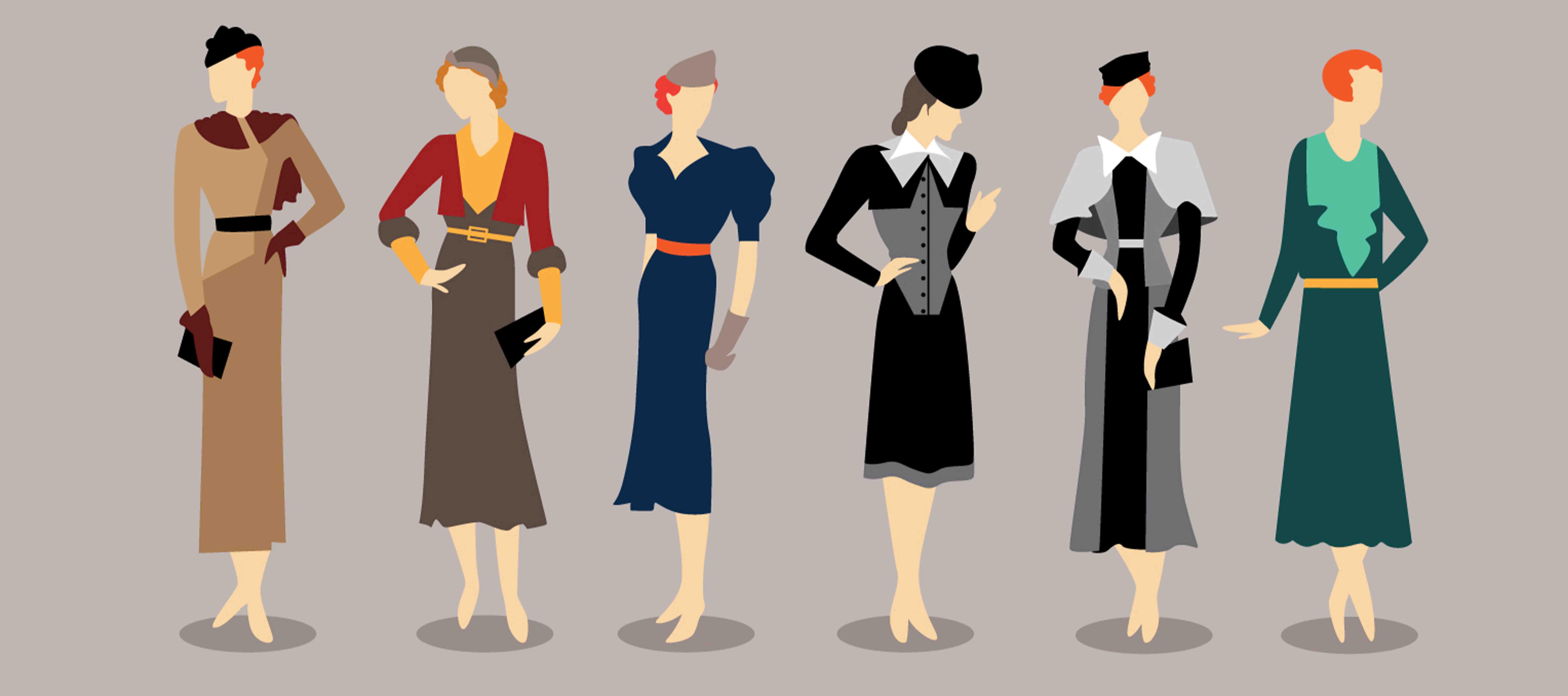 Genel Moda Tarihi