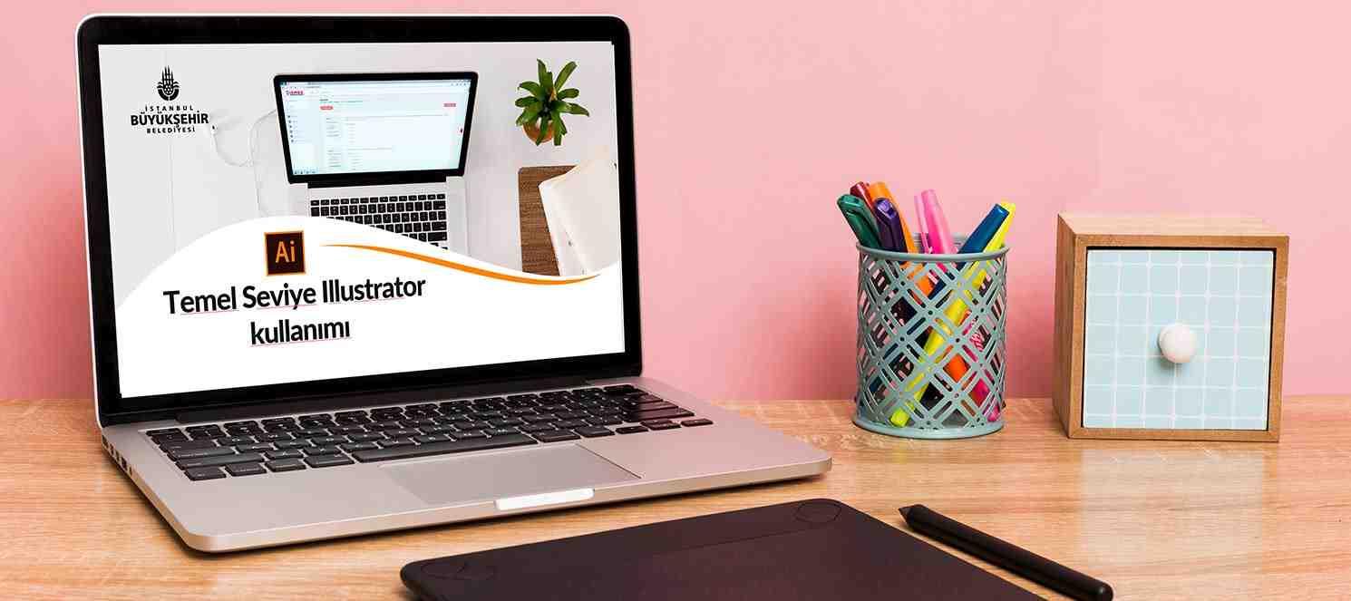 Illustrator ile Logo Tasarımı Atölyesi (Uzaktan Eğitim - Canlı Ders)