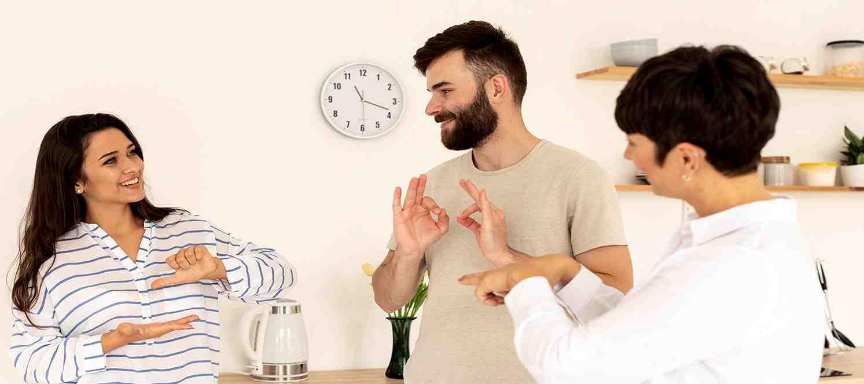 İşaret Dilim Konuşma Atölyesi Temel Seviye