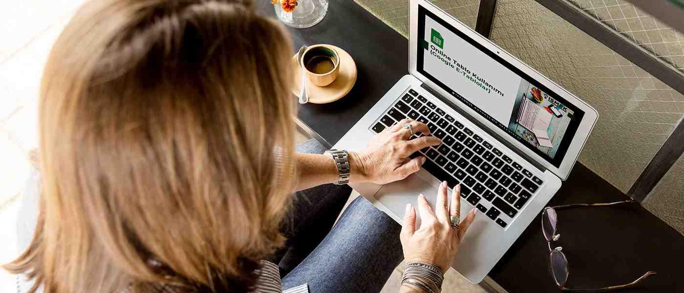 OnlineTablo Kullanımı (Google E-Tablolar) (Uzaktan Eğitim)