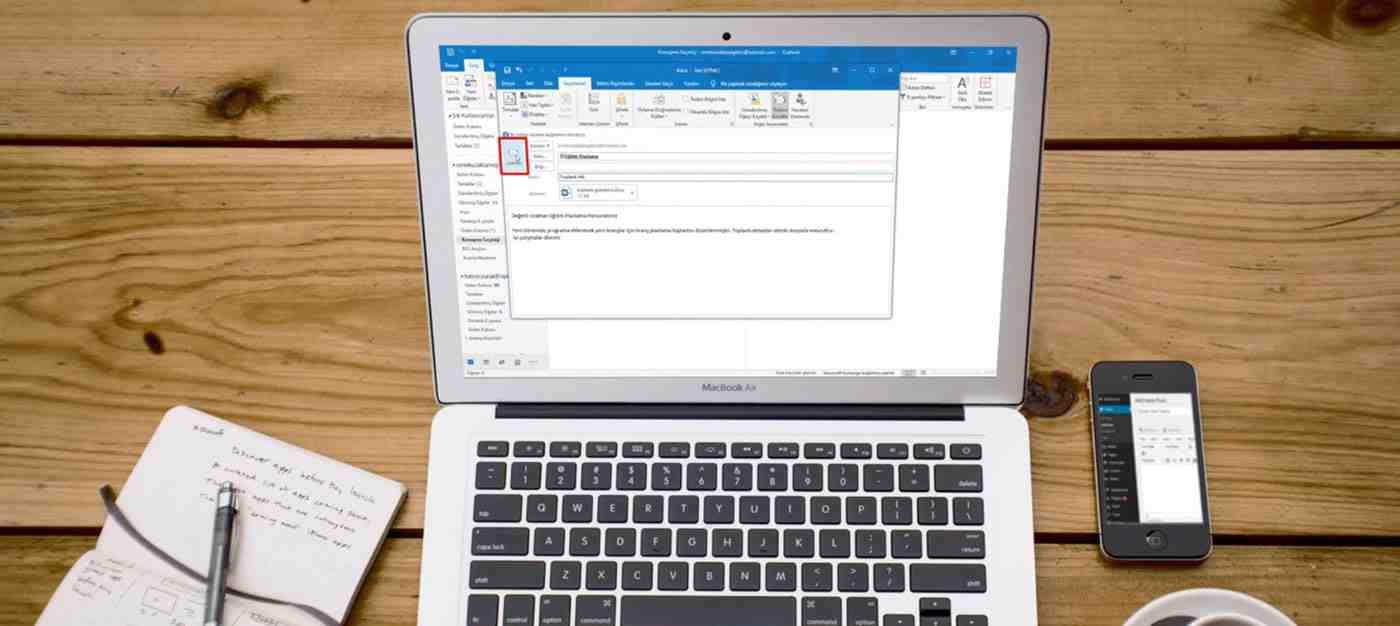 MS Outlook 2019 Kullanımı (Uzaktan Eğitim)