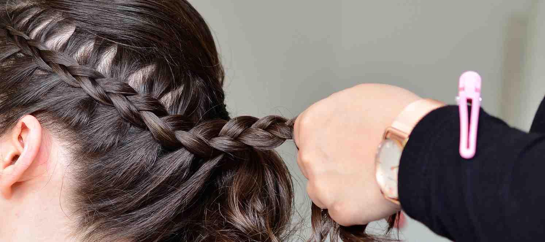 Saç Örgü Teknikleri Atölyesi