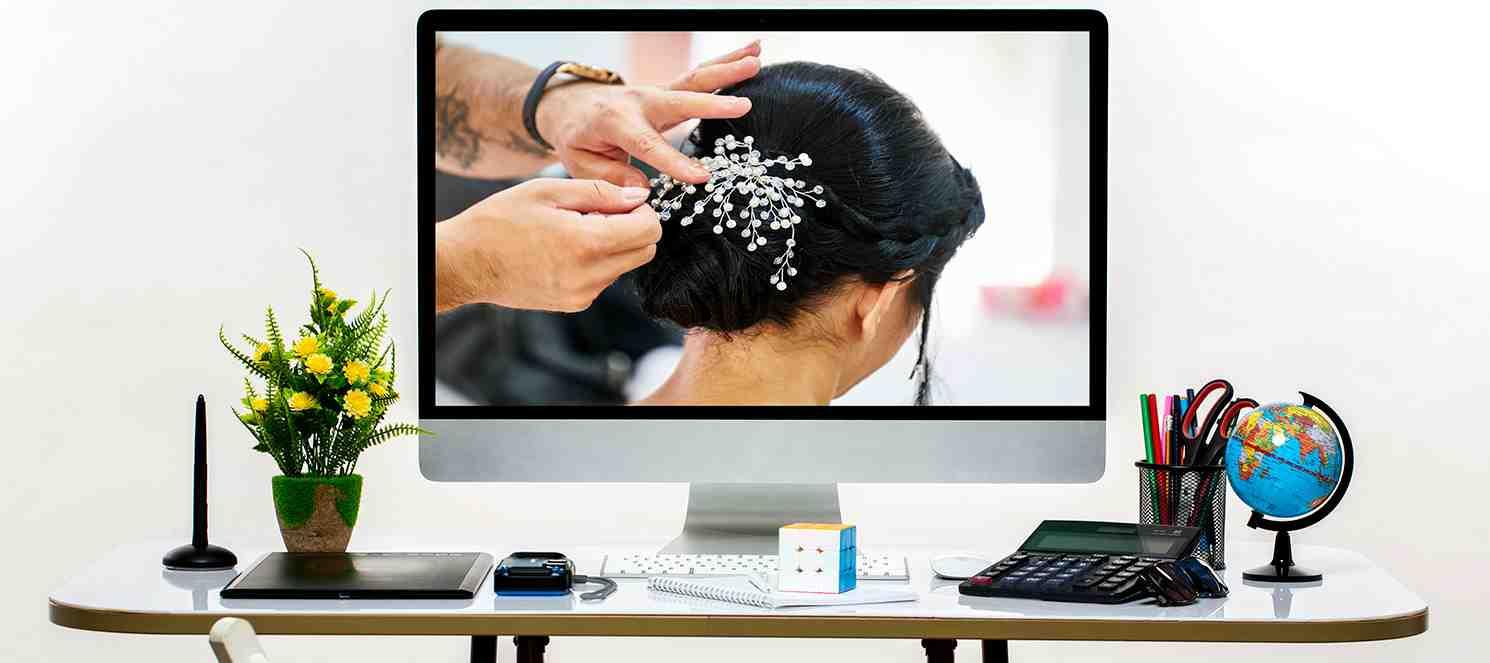Saç Topuz Teknikleri