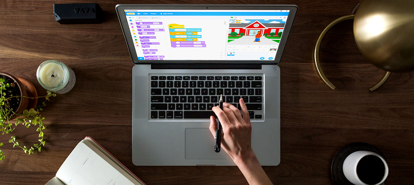 Eğitmenler İçin Scratch 2 (Uzaktan Eğitim)
