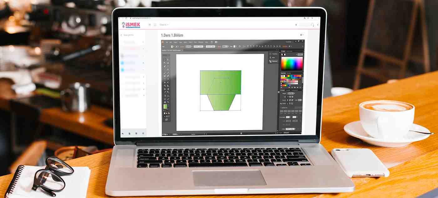 Temel Seviye Illustrator Kullanımı (Uzaktan Eğitim - Canlı Ders)