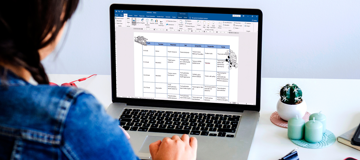 Bilgisayarda Doküman Hazırlama (Uzaktan Eğitim)