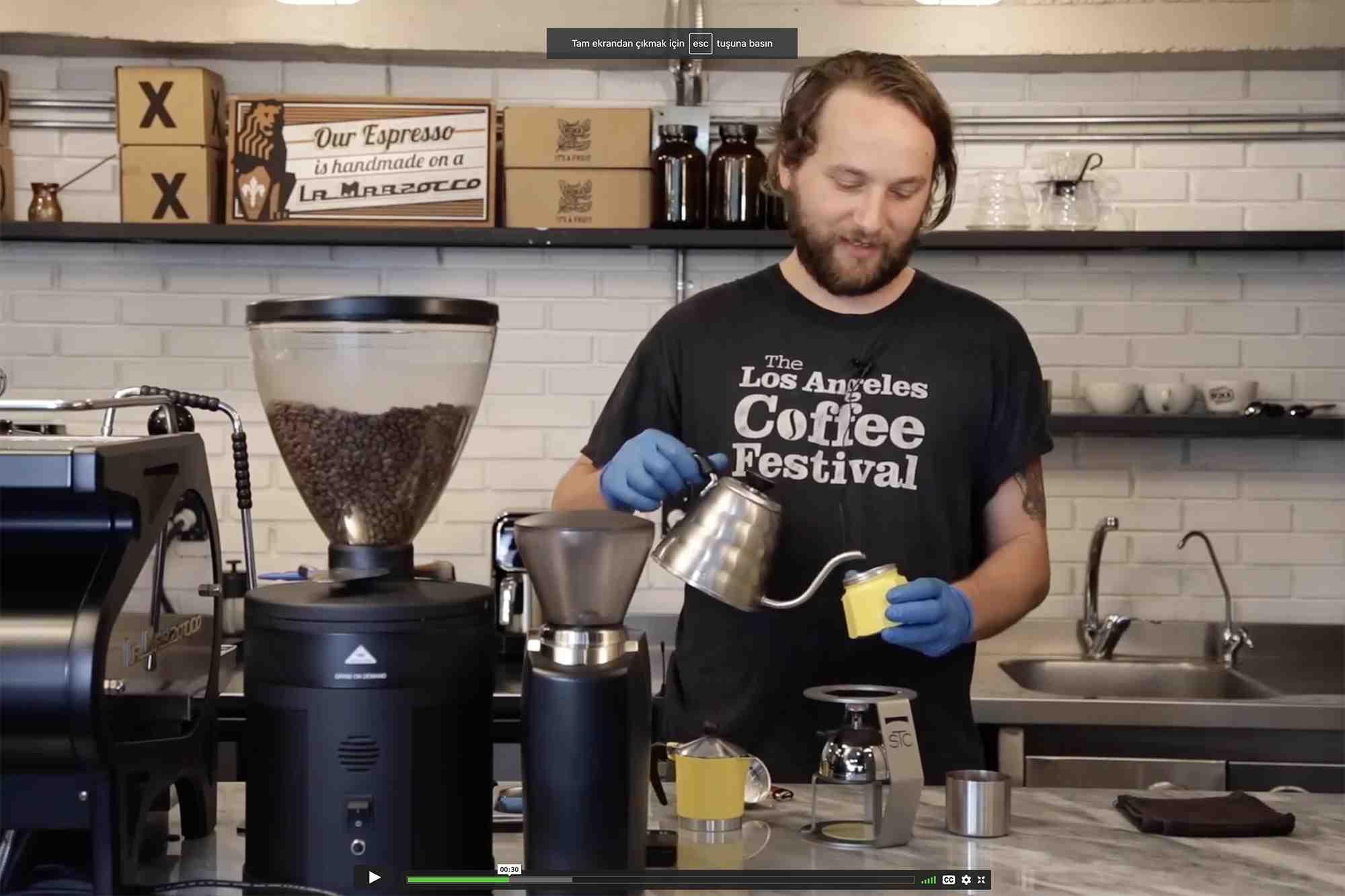 Kahvenin Yolculuğu ve Kahve Yapım Teknikleri