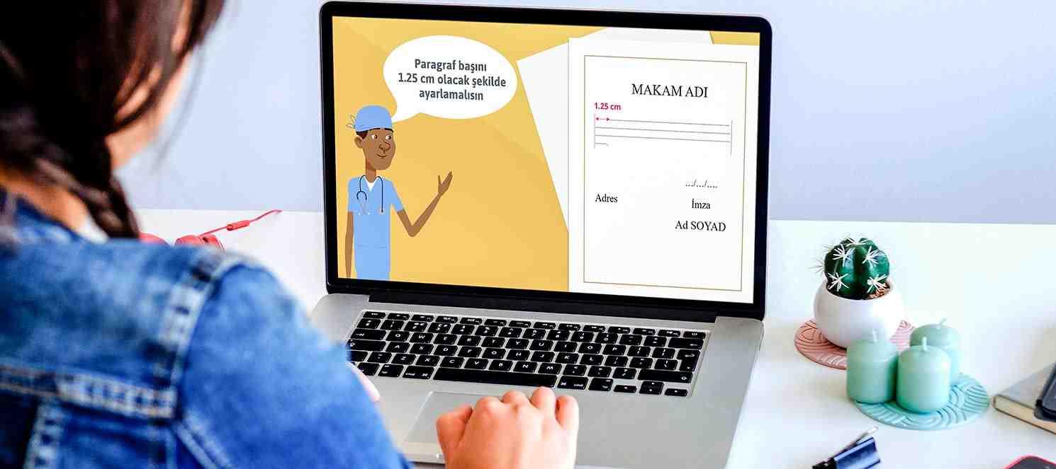 Dilekçe Yazım Kılavuzu (Uzaktan Eğitim)