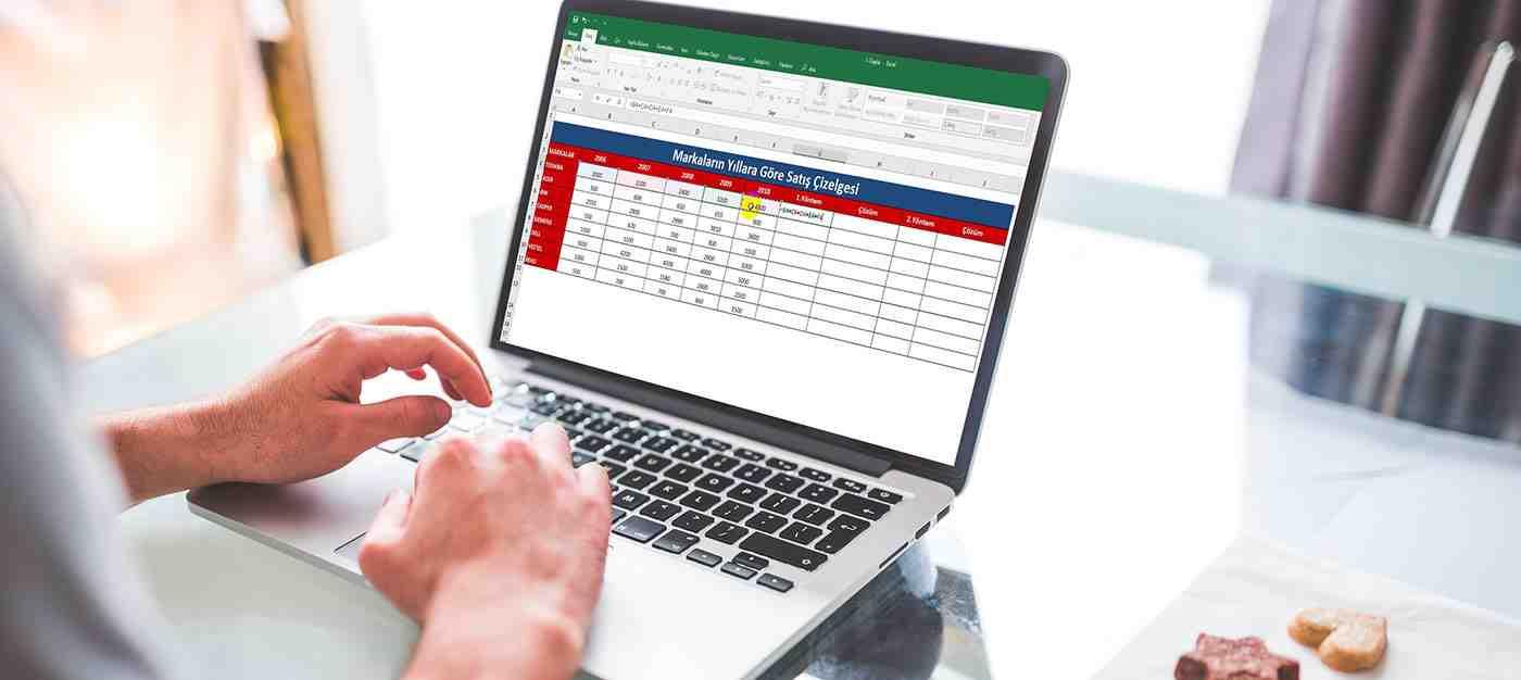 Excel Eğitimi 2 (İleri Formüller) (Uzaktan Eğitim - Canlı Ders)