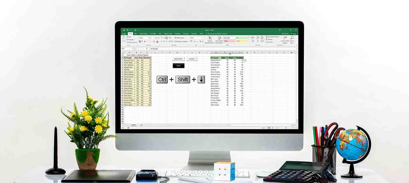 Excel-Makrolara Giriş (Uzaktan Eğitim - Canlı Ders)