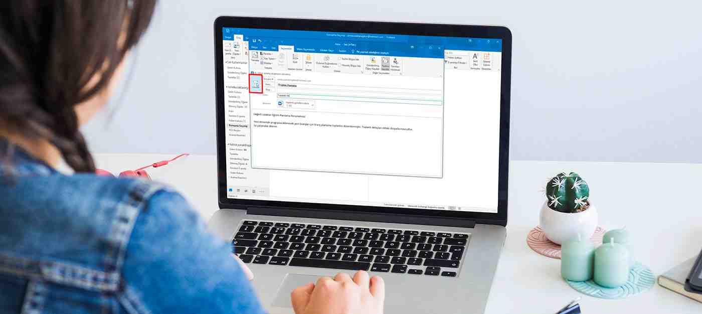 Outlook Kullanımı (Uzaktan Eğitim - Canlı Ders)