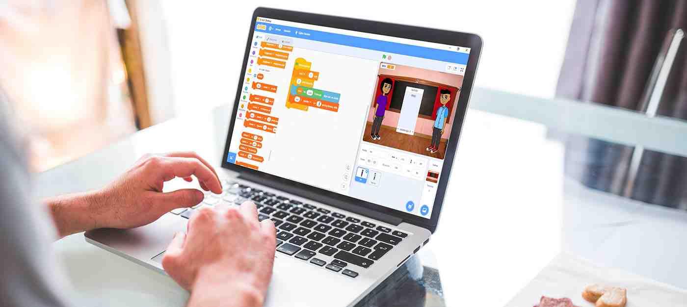 Scratch ile Kodlamaya Giriş (Uzaktan Eğitim - Canlı Ders)