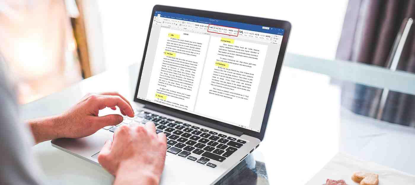 Word ile Akademik Doküman (Tez) Hazırlama (Uzaktan Eğitim - Canlı Ders)